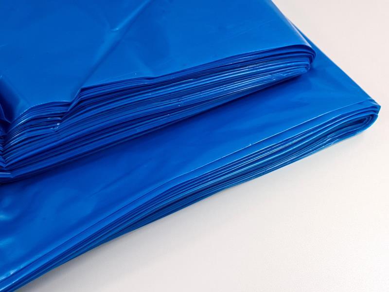 Abfallsack - 240 Liter - blau