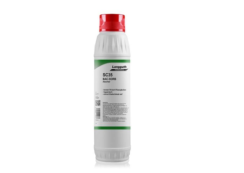 Absorber SC 35 Bac Sorb - Absorptionsmittel
