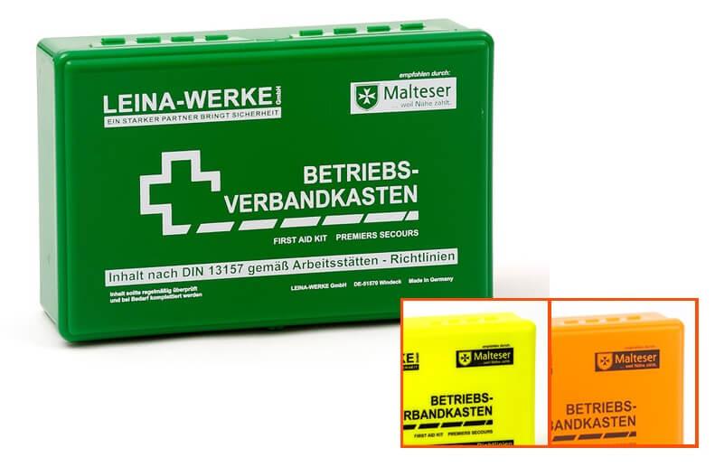 Betriebsverbandkasten - Klein