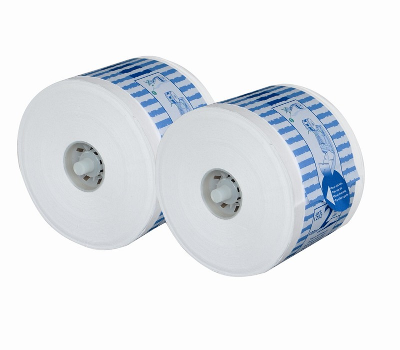 Tissue Toilettenpapier - 2-lagig