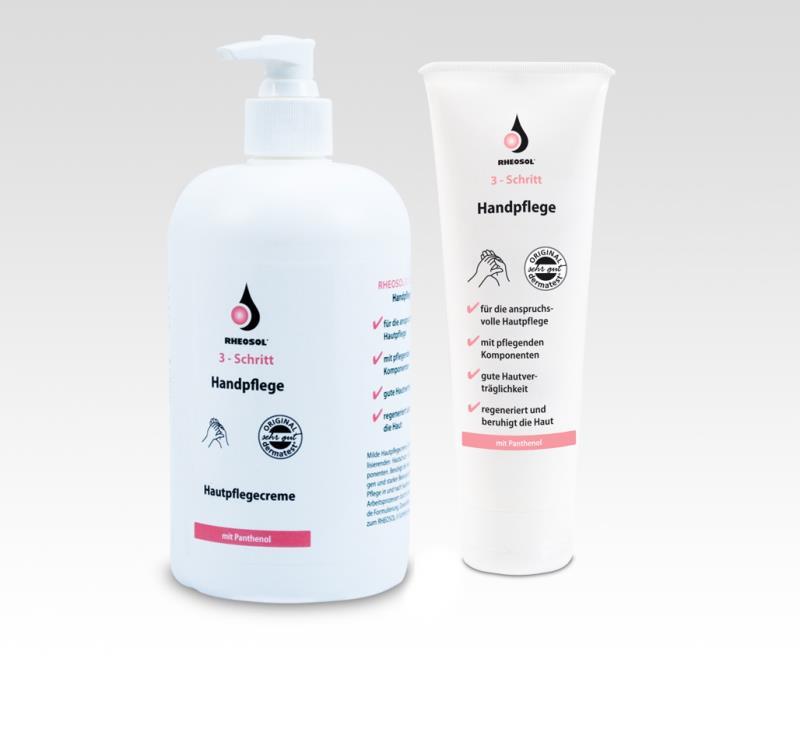 RHEOSOL-3-Schritt Handpflege