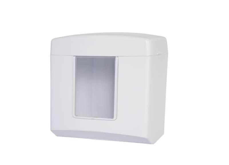 FIX-Handtuchspender - weiß