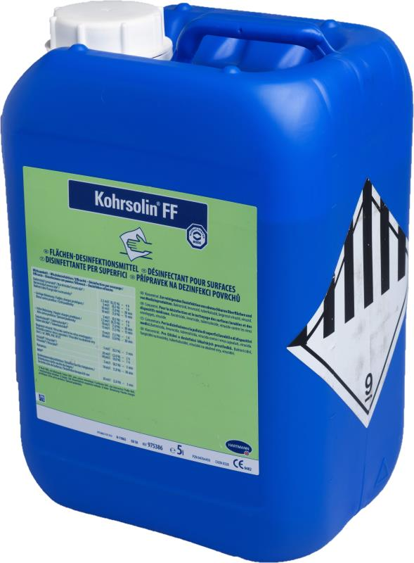 BODE Kohrsolin FF - 5 Liter