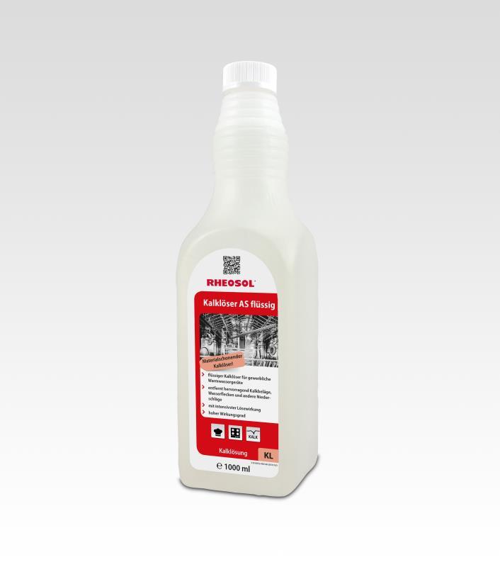 RHEOSOL-Kalklöser AS flüssig - 1000 ml
