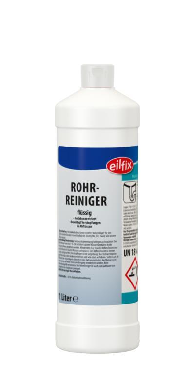 eilfix ROHRREINIGER FLÜSSIG