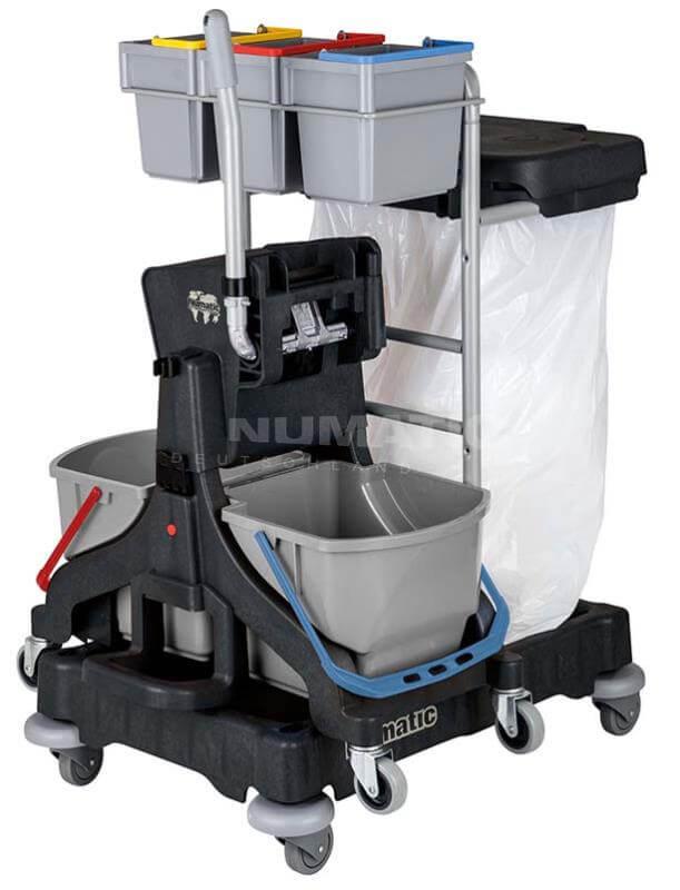 Reinigungswagen  ProCar 7 Plus