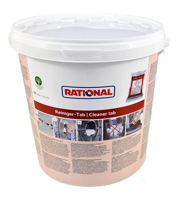 RATIONAL Reiniger - Tabs