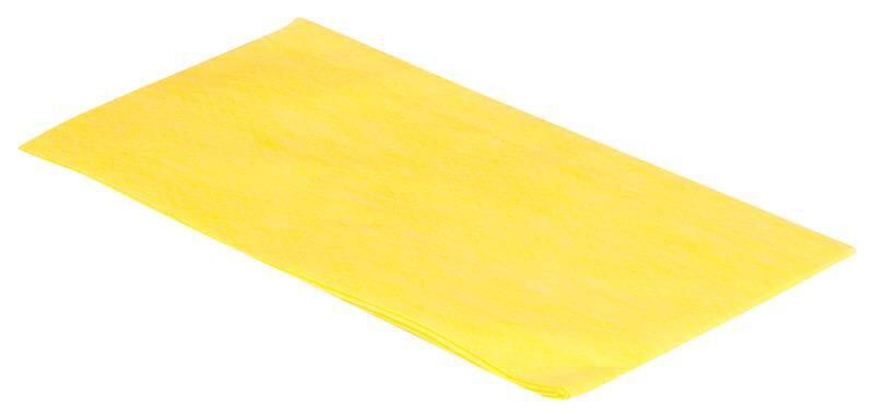 Staubbindetücher Viskose - gelb