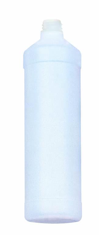 Dreiturm Leer - Rundflasche - 1000 ml