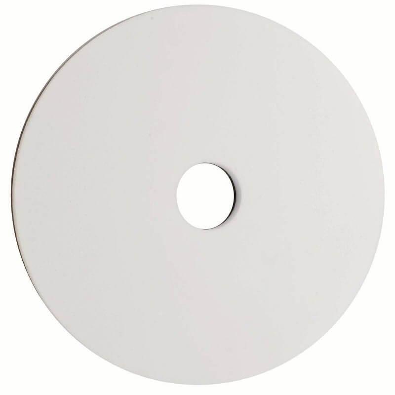 """Melamin Pad Premium Weiß/Beige - 8,6"""" - 220 mm"""