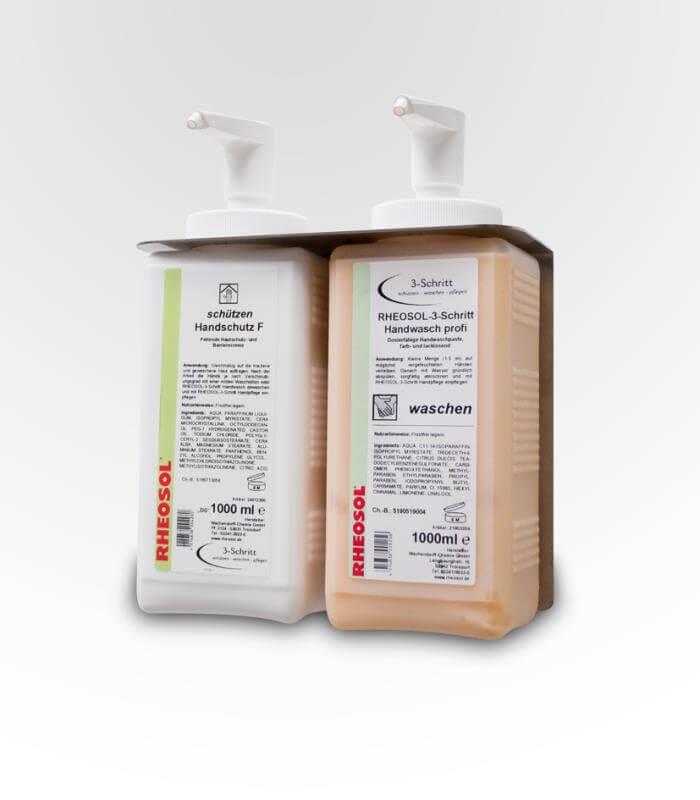 RHEOSOL-3-Schritt Hautschutz und -pflegeset