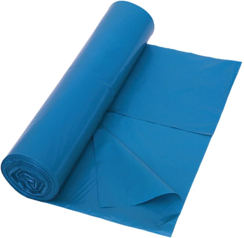 Abfallsack - 120 Liter - blau