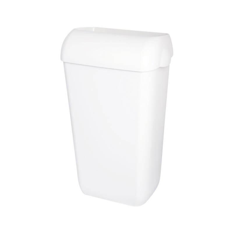 Mülleimer - 25 Liter - weiß
