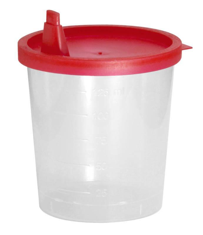 Urinsammelbehälter - 125 ml