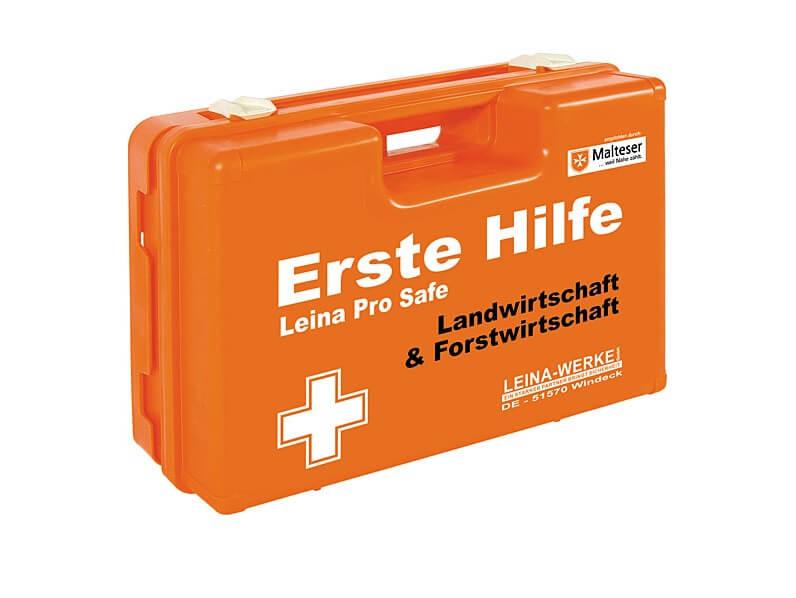 Erste Hilfe - Koffer Pro Safe