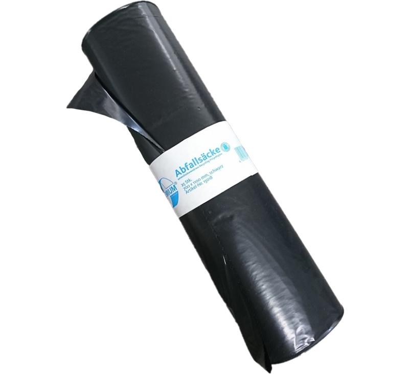 Abfallsack - 120 Liter -  schwarz
