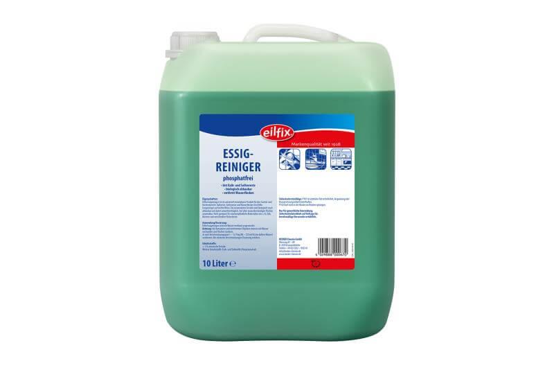 eilfix ESSIGREINIGER - 10 Liter