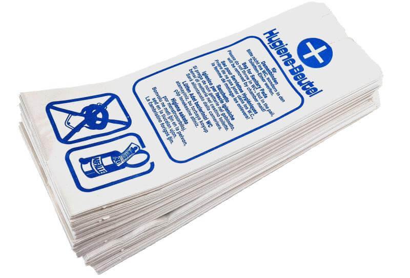 Hygienebeutel / Papierbeutel