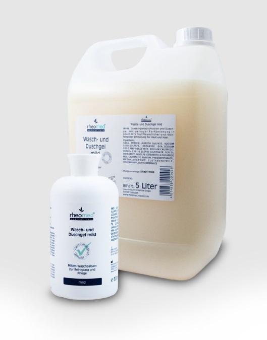 rheomed-Wasch- und Duschgel mild