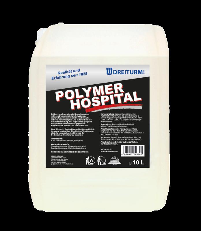 Dreiturm POLYMER HOSPITAL - 10 Liter