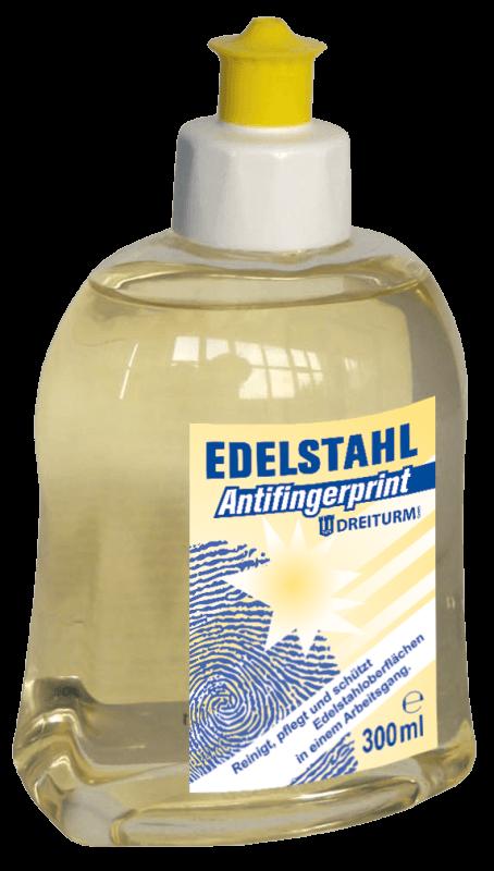 Dreiturm EDELSTAHL-ANTIFINGERPRINT - 300 ml