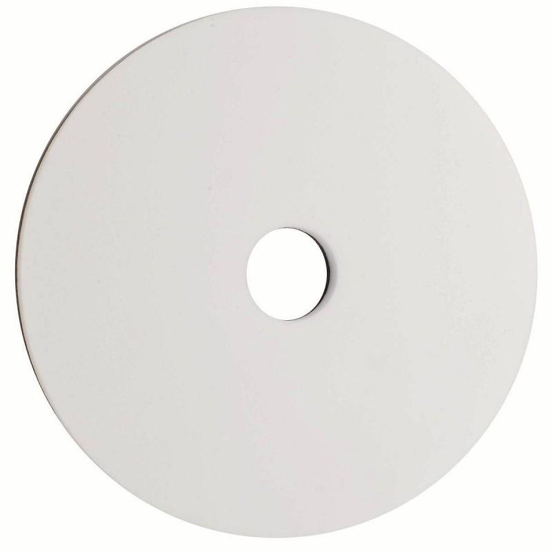 """Melamin Pad Premium Weiß/Beige - 20"""" - 508 mm"""