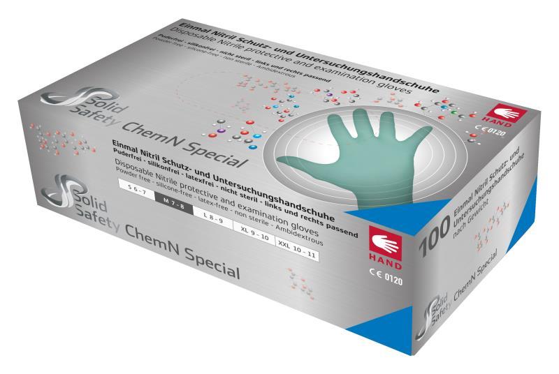 SolidSafety ChemN Special - Nitril