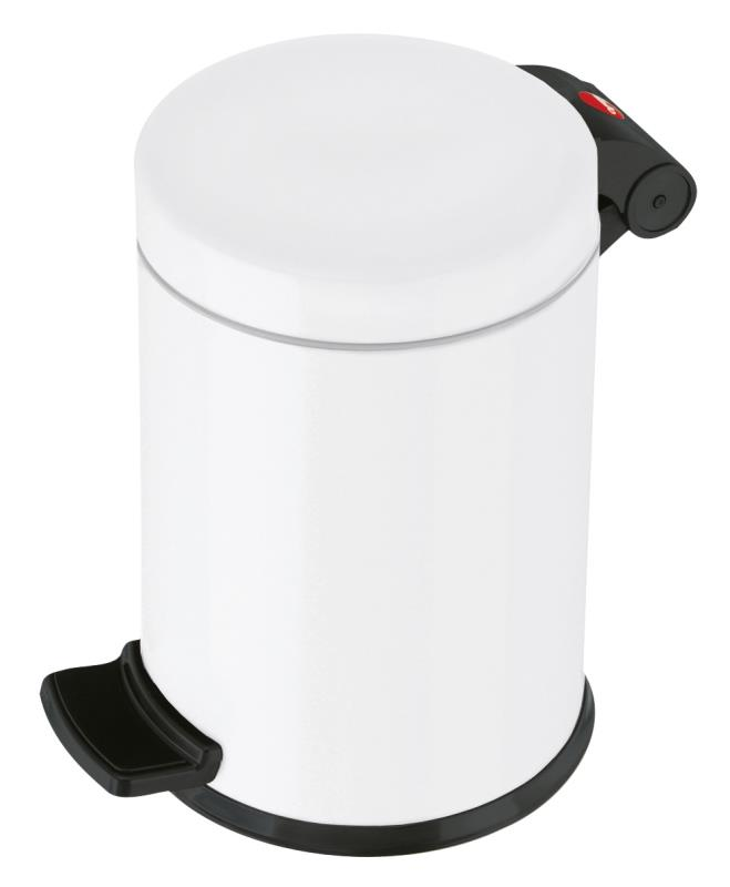 ProfiLine Solid S - Tret-Kosmetikeimer - weiß