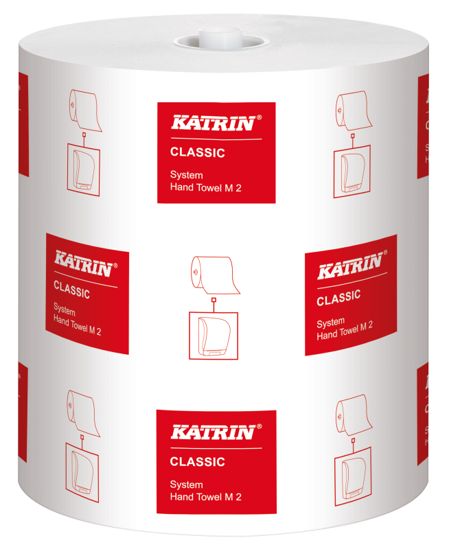 Katrin Classic System Rolle M2 Rollenhandtuch