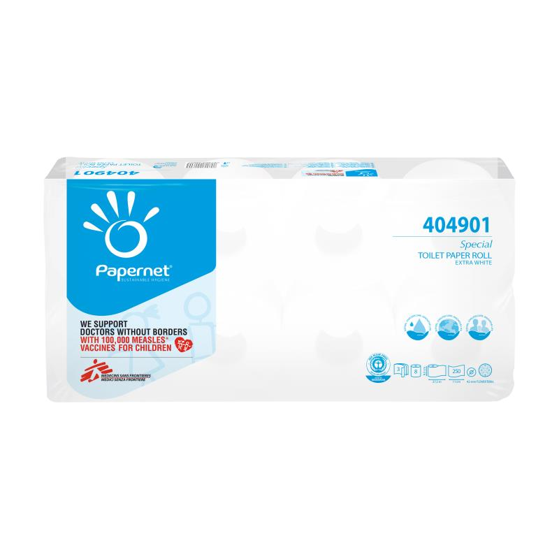 SPECIAL Toilettenpapier - 3-lagig