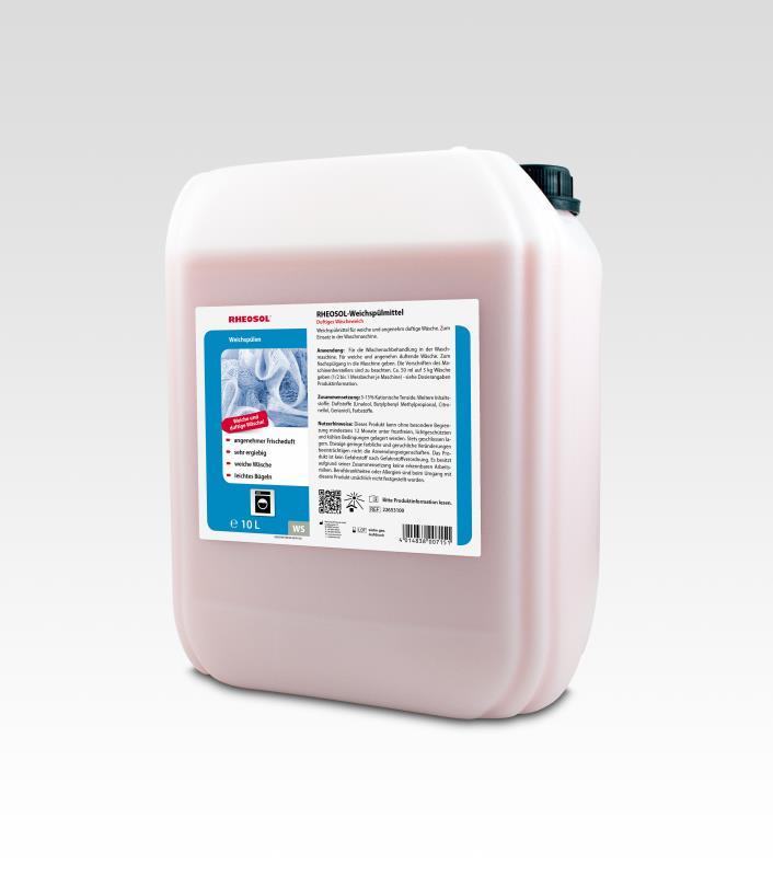 RHEOSOL-Weichspülmittel - 10 Liter