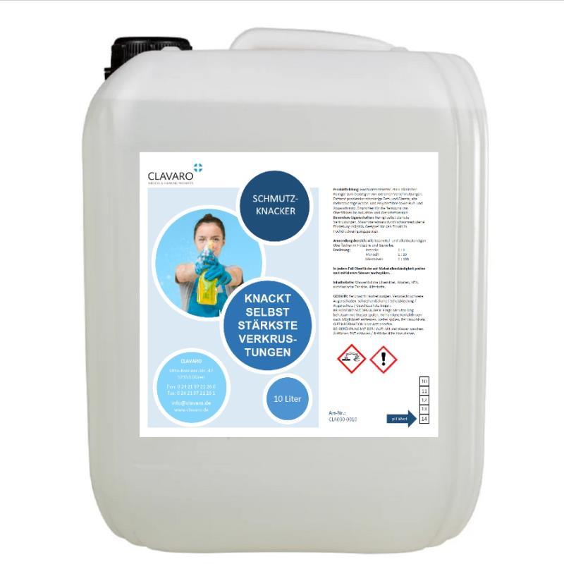 CLAVARO Schmutzknacker - 10 Liter