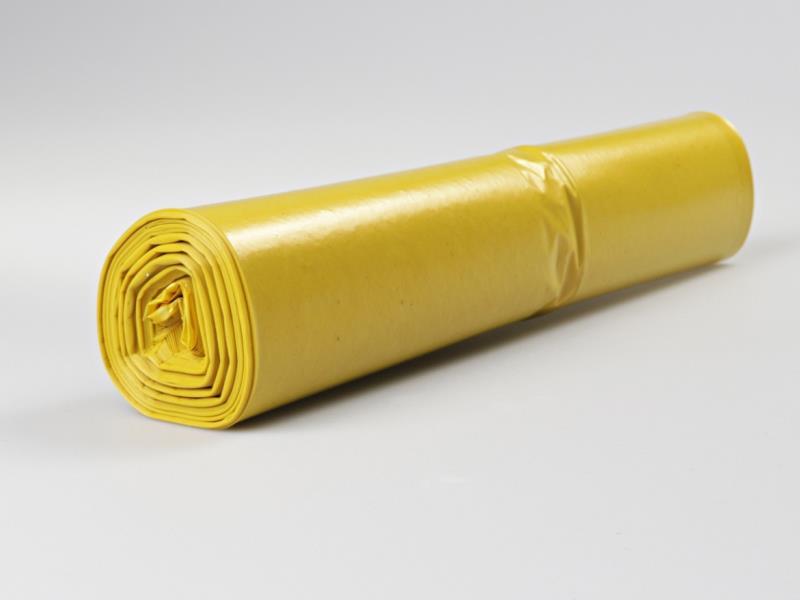 Abfallsack - 120 Liter - gelb