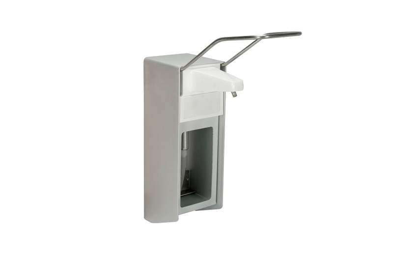 Wandspender Aluminium - 500 ml